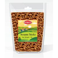 SunBest Everything Sesame Sticks 1 Lb in Resealable Bag (16 Oz)