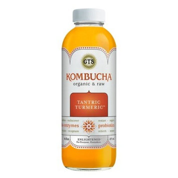 GT's Enlightened Tantric Turmeric Organic Kombucha 16oz