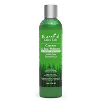 """Hair Growth / Anti-Hair Loss Premium Organic Sulfate-Free Shampoo """"Cayenne & Saw Palmetto"""" Natural Therapy and Alopecia Prevention."""