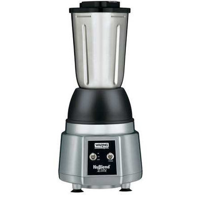 WARING COMMERCIAL BB190S Bar Blender,32 Oz, Gray