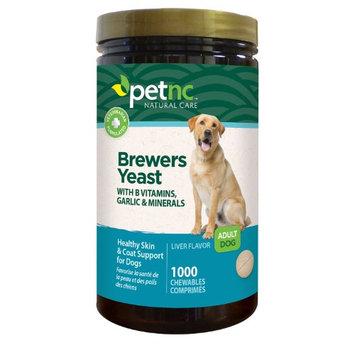 21st Century Animal Health Care PetNC Liver Flavor Chewable Tablet Dog Supplement, 1000 ct