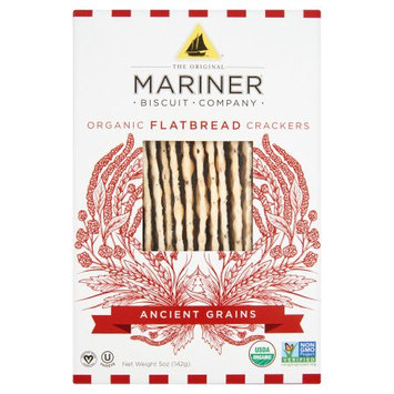 Venus Wafers Inc Mariner, Flatbrd Ancient Grains, 5 Oz (Pack Of 12)