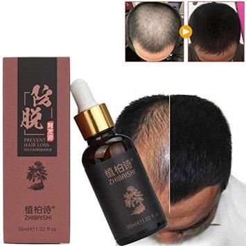 Ecosin Hair Growth Liquid Chinese Herbal Plants Growth Essence Liquid Hair Care Fast Hair Growth Natural Hair Loss Treatment Develops Dense Hair