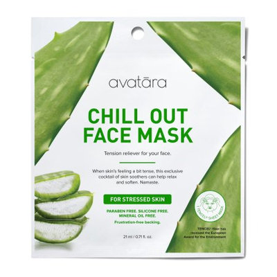 Avatara Chill Out Face Mask