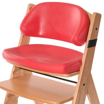 Keekaroo Height Right High Chair With Comfort Cushion Set - Cherry (Discontinued by Manufacturer)