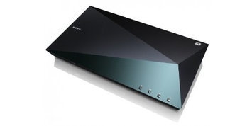 Sony BDP-S5100 3D Blu-ray Disc Player - 1080p