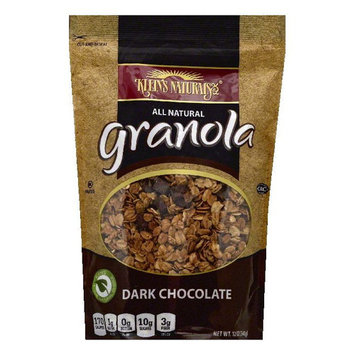 Kleins Naturals Dark Chocolate Granola, 12 OZ (Pack of 12)