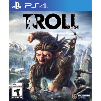 Maximum Family Games Troll and I - Preowned (PS4)