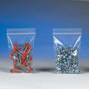 Aviditi PB3724 Poly Reclosable Bag, 12