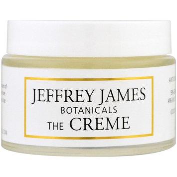Jeffrey James Botanicals, The Creme, All Day & All Night, 2.0 oz (59 ml)