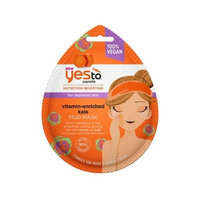 Yes To Carrots & Kale Single Use Mud Mask - 0.33 fl oz