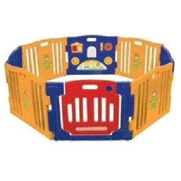 ProSource Baby Kids Playpen 8 Panel Play Center Safety Yard Pen