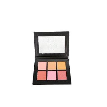 PROFUSION Glitter & Glam 6 Color Blush Palette