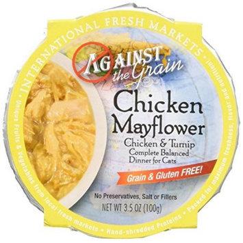 Against the Grain Chicken Mayflower with Turnip Dinner Wet Cat Food