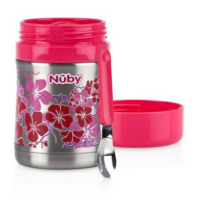 Luv N' Care, Ltd. Nuby Stainless Steel Thermos, Pink