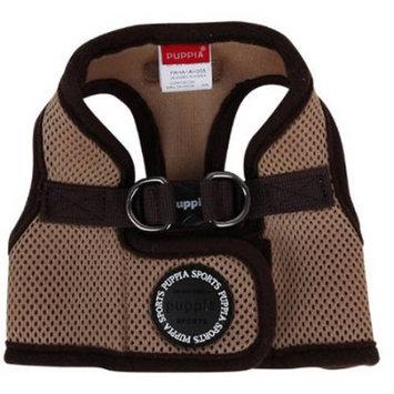 Digpets PUAH305BEMD Soft Vest Dog Harness Beige - Medium