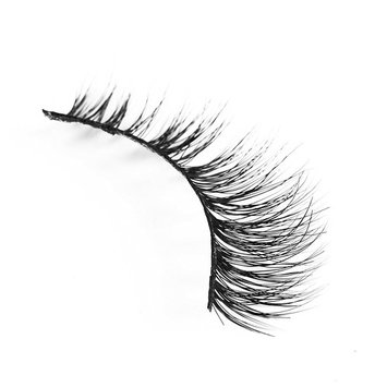 Lucine lashes 100% Mink 3D False Eyelashes, Cruelty Free, Premium Quality Reusable Lashes - Virginie