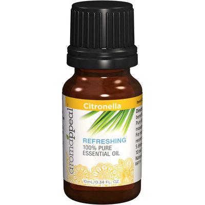 Aromappeal Citronella 100% Pure Essential Oil-10 ml Oil