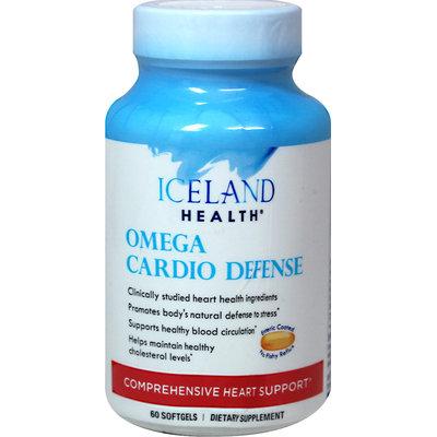 Iceland Health Omega Cardio Defense-60 Softgels