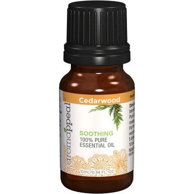 Aromappeal Cedarwood 100% Pure Essential Oil-10 ml Oil