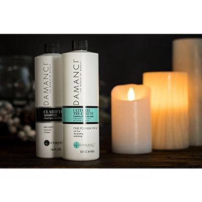 DAMANCI, Hair Treatment Formaldehyde free + Clarifying Shampoo