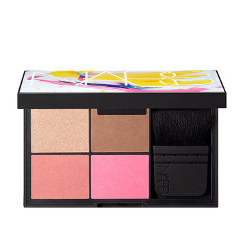 Nars Blame It On NARS Cheek Palette-UNLEASH-One Size