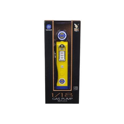 Road Signature 98641 Chevy Gasoline Vintage Gas Pump Digital 1-18 Diecast Replica