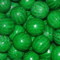 Dubble Bubble Watermelon Gumballs, 5LBS