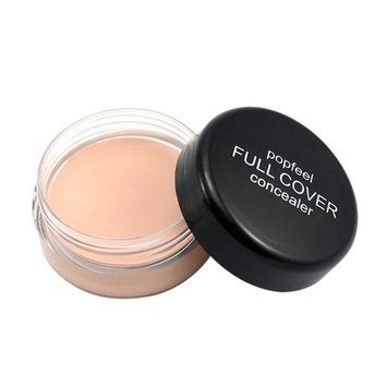 Popfeel Makeup Concealer Foundation Secret Concealer for Women, Staron Cover Everything Concealers Neutralizing Natural Makeup Cream Concealer Corrector Makeup Foundation