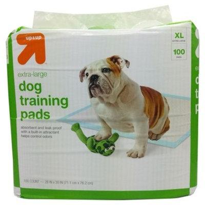 Pet Training Pads - XL - 100ct - up & up™