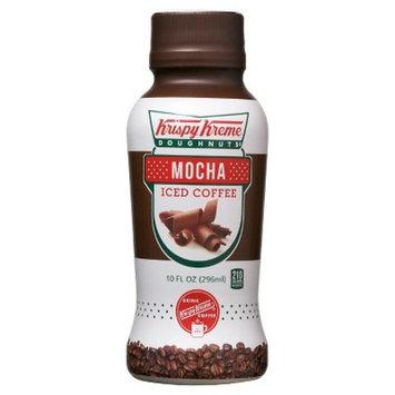 Krispy Kreme 10 oz Mocha Iced Coffee