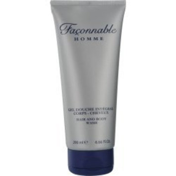 FACONNABLE HOMME by Faconnable HAIR AND BODY WASH 6.7 OZ by Façonnable