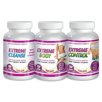 Extreme Cleanse - Body System [Cleanse-body]