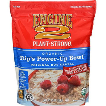 Engine 2, Organic Rip's Power-Up Bowl Original Hot Cereal, 10 oz
