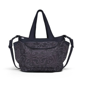 Built Go-Go Diaper Tote, In Baby Dot Number 9