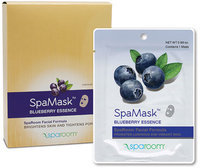 Spa Room Blueberry Spa Mask-1 Each