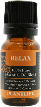 Plantlife Relax Essential Oil Blend-10 ML Oil