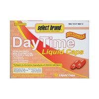 Select Brand Non-Drowsy Daytime Cold & Flu Multi-Symptom Relief 12 Count Liquid