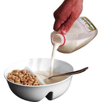 Just Solutions Just Crunch Anti-Soggy Bowl, 5-Pack