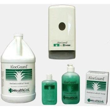 HealthLink AloeGuard Antimicrobial Soap Gallon Refill, 4/Cs