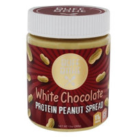 Buff Bake Protein Peanut Spread, White Chocolate, 13 Ounce