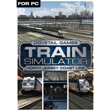 Dovetail Games Train Simulator Add-On - North Jersey Coast Line Route (PC)(Digital Download)