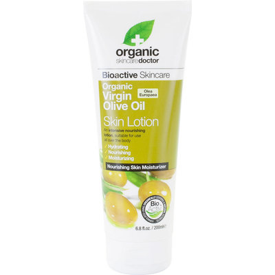 Organic Doctor Olive Lotion-6.8 oz Lotion