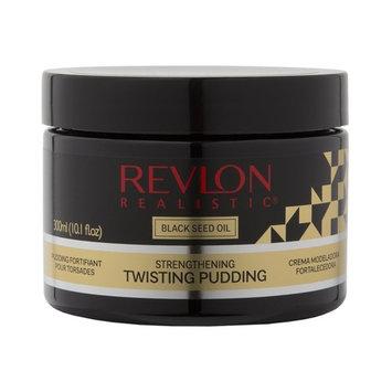 Revlon Realistic Black Seed Oil Strengthening Twisting Pudding Flake-free 10.1 Oz (300ml)