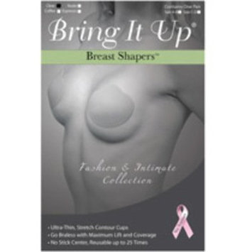 Bring it up breast shapers - clear c/d cup 25 or more uses