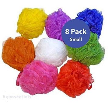 Aquasentials Small Mesh Pouf (8 Pack)