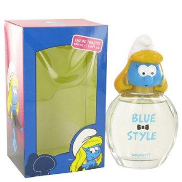 The Smurfs by Smurfs Blue Style Smurfette Eau De Toilette Spray 100 ml for Women