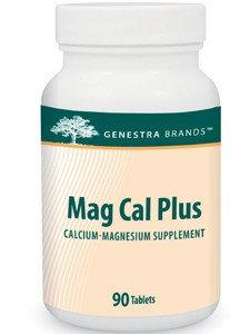 Mag Cal Plus 90 tabs by Seroyal - Genestra