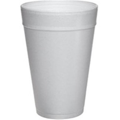 Wincup F32 CPC 32 oz White Foam Container - Case of 250