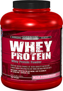 Precision Engineered Whey Protein Strawberry